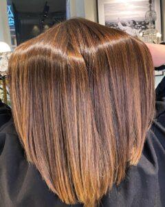 golden brunette peluqueria suarez